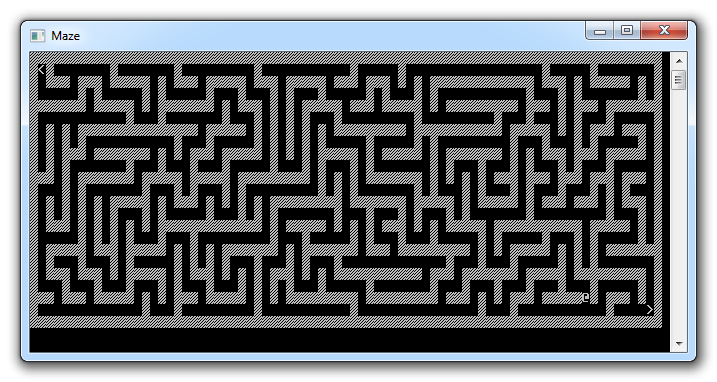 Maze Generator | PerryCode